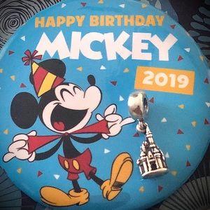 Original Walt Disney World Cinderella Castle Charm